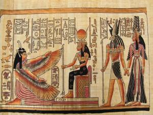 egypt oděv 2